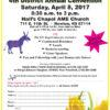 KFDW 4th District 2017 flyer